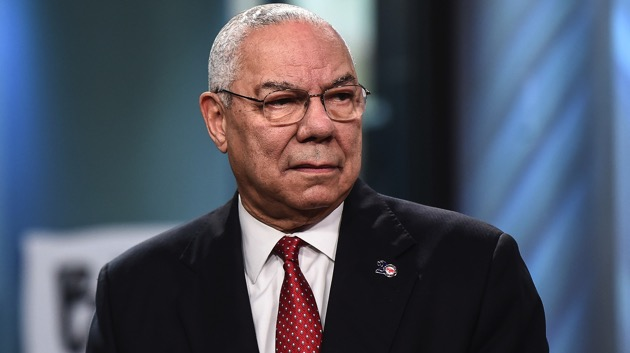L A  Oldies - Gen  Colin Powell shares roadside good deed encounter